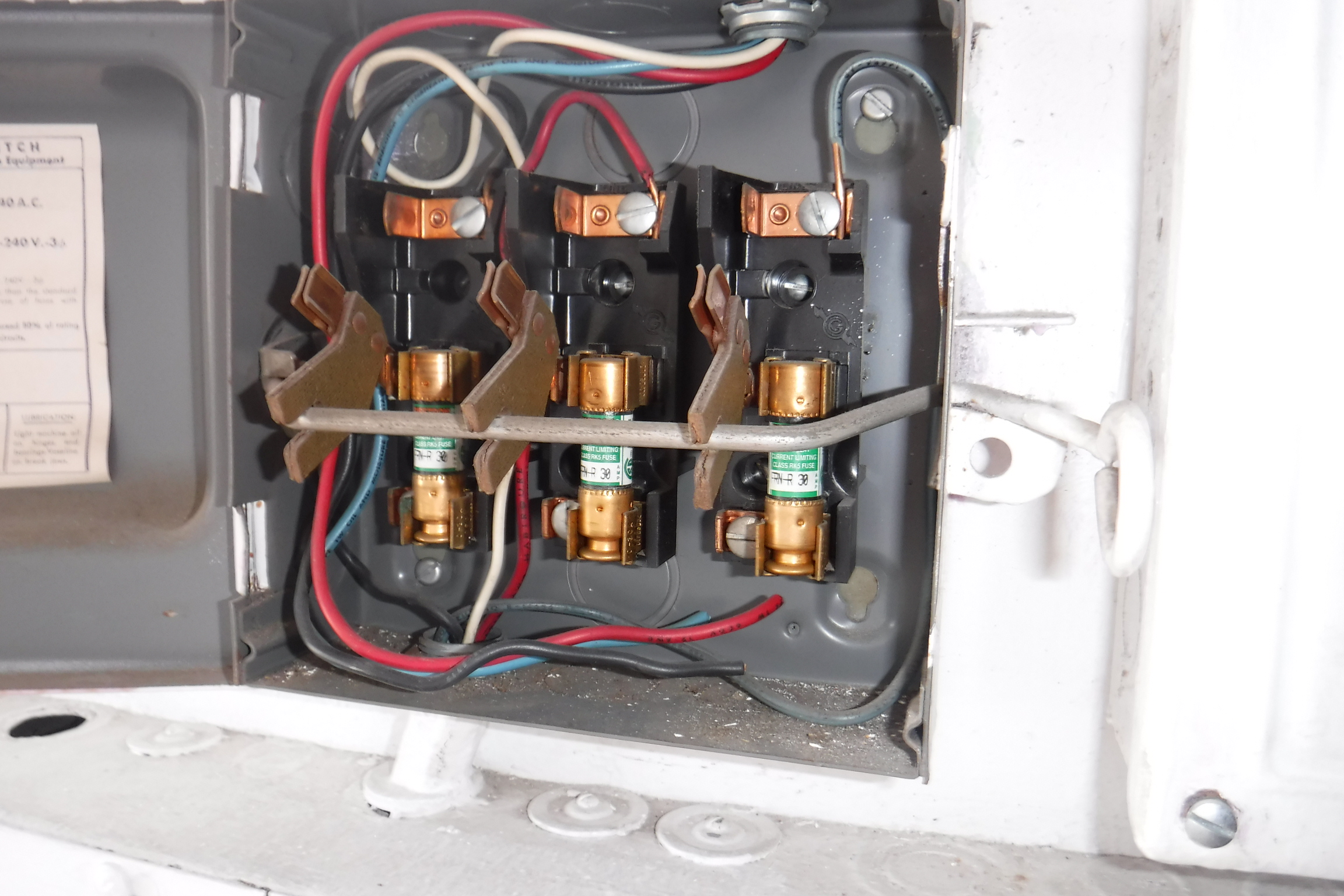 what should you know about fuse panels? - pca inspections  pca inspections