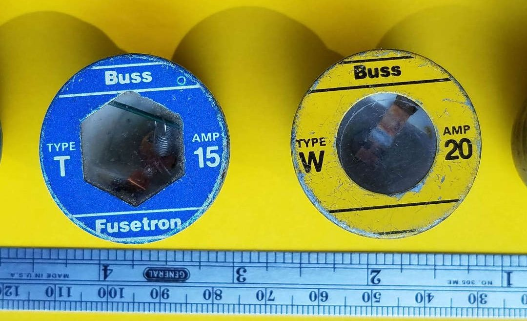 Differences between Edison Fuse Types